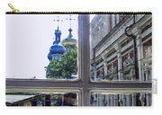 View From The Novodevichy Convent - Russia Carry-all Pouch