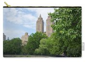 View From The Park West Side Carry-all Pouch