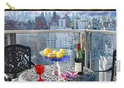 View From The Terrace Carry-all Pouch