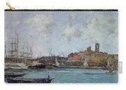View Of Antibes Carry-all Pouch