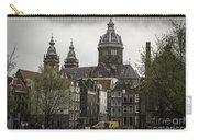 View Of Basilica Of St Nicholas Amsterdam Carry-all Pouch