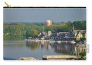 View Of Boathouse Row  Carry-all Pouch