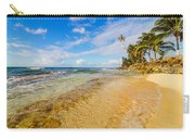 View Of Caribbean Coastline Carry-all Pouch