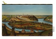View Of Fort Snelling Carry-all Pouch