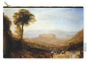 View Of Orvieto Carry-all Pouch