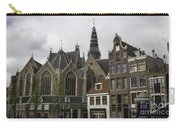 View Of Oude Kerk Amsterdam Carry-all Pouch