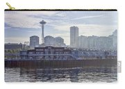 View Of Pier 70 Carry-all Pouch