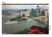 View Of Pittsburgh From Mt. Washington Carry-all Pouch