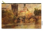 View Of Prague Carry-all Pouch