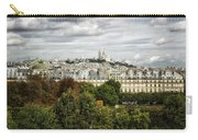 View Of Sacre Coeur From The Musee D'orsay Carry-all Pouch