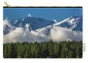 View Of San Juan Mountains With Clouds Carry-all Pouch
