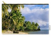 View Of Tahiti Carry-all Pouch