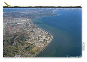 View Of Tampa Harbor Before Landing Carry-all Pouch