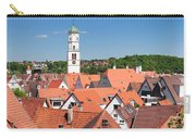 View Of The Old Town With St. Martins Carry-all Pouch