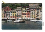 View Of The Portofino, Liguria, Italy Carry-all Pouch