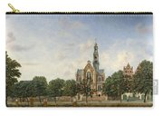 View Of The Westerkerk Amsterdam Carry-all Pouch