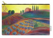 View On The Olive Grove Carry-all Pouch