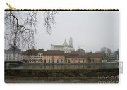 View Over Aare River Carry-all Pouch
