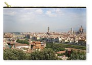 View Over Florence Carry-all Pouch