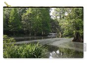 View Over Magnolia Plantation Lake Carry-all Pouch