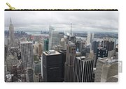 View Over Manhattan  Carry-all Pouch