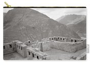 Landscape Of Pisac Carry-all Pouch