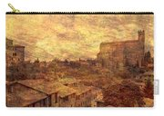 View Over Siena And San Domenico Carry-all Pouch