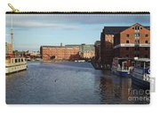 Views From Historic Gloucester Docks 2 Carry-all Pouch