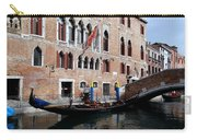 Views Of Venice Carry-all Pouch
