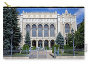 Vigado Concert Hall In Budapest Carry-all Pouch