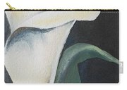 Vignettes - Calla Lily Ll Carry-all Pouch