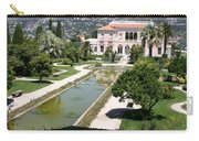 Villa Ephrussi De Rothschild And Garden Carry-all Pouch
