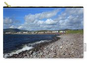 Village By The Sea - County Kerry - Ireland Carry-all Pouch by Aidan Moran
