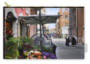 Village Flowershop Carry-all Pouch