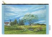 Village Garden Carry-all Pouch