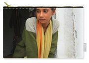 Village Girl India Carry-all Pouch