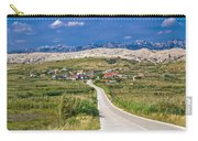 Village Gorica Island Of Pag Carry-all Pouch