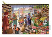 Village Greengrocer  Carry-all Pouch