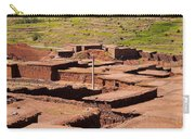 Village In Atlas Mountains In Morocco Carry-all Pouch
