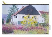 Village Of Kumrovec Croatia Carry-all Pouch