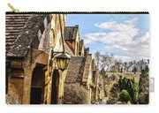 Village Of Winchcombe Carry-all Pouch