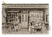 Village Stores 3 Carry-all Pouch