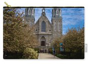 Villanova In The Spring Carry-all Pouch