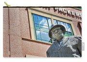 Vince Lombardi Statue Lambeau Field Carry-all Pouch