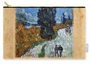 Vincent Van Gogh 4 Carry-all Pouch