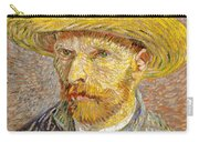 Vincent Van Gogh Quotes 6 Carry-all Pouch