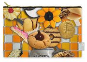 Vincent's Sunflower Cookie Jar Carry-all Pouch
