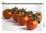 Vine Cherry Tomatoes Carry-all Pouch