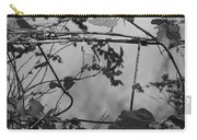 Vine On Fence Carry-all Pouch