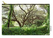 Vines And Oaks Carry-all Pouch